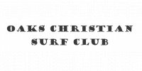 Oaks Christian Surf Club logo
